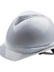 Sata v top capacete de segurança padrão abs