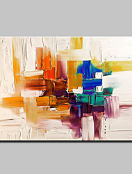 Hand-Painted Modern Abstract Oil Painting On Canvas Wall Art Pictures For Home Decoration Ready To Hang