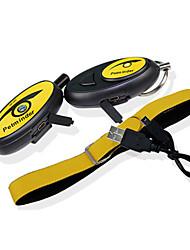 Gatos / Perros Los collares GPS Recargable / Wireless / Pilas incluidas / GPS / Electrónico/Eléctrico Sólido / Geométrico Negro / Amarillo