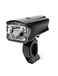 Luces para bicicleta Luz Frontal para Bicicleta LED LED Ciclismo Regulable A Prueba de Agua Recargable Batería de Litio Con 5W高亮LED Lumens