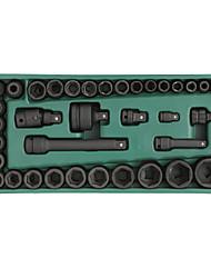 Ensemble d'outils sata 36 mm manchon pneumatique standard 09914