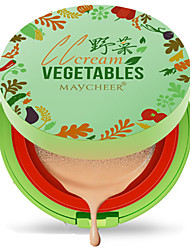 Maycheer Wild Vegetable Ingredience Cushion CC Cream Two Colors