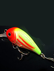 """1 pcs Fishing Tools Fishing Lures Shad Green Forest Green g/Ounce,50 mm/2-1/8"""" inch,Plastic Bait Casting Freshwater Fishing"""