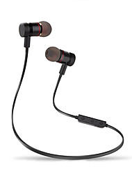 M9 auricular bluetooth magnético fone de ouvido sem fio de redução de ruído e microfone suor estéreo bluetooth headset computador do