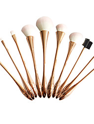 Contour Brush Blush Brush Eyeshadow Brush Lip Brush Brow Brush Eyeliner Brush Powder Brush Other Brush Synthetic HairProfessional Full