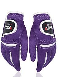 Пара перчаток для гольфа для женщин