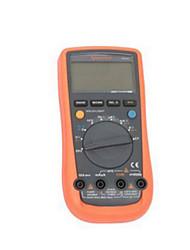 Multímetro digital do escudo do aço medidor universal da escala automática s034002 medidor universal