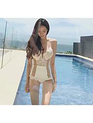Bikinis Rubans Licou Polyester
