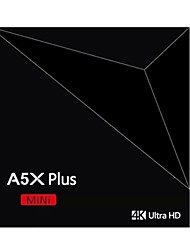 A5X Plus RK3328 Android 7.1 Smart TV Box 4K 1G RAM   8GB ROM  Quad Core