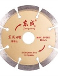 No. 4 East Into The Concrete 108Mm Diamond Saw Blade Cutting Medium Hard Stone And Concrete Marble 60301004/1 Tablets