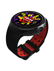 lemfo les Multifunktions-Smart-Armband / smart Uhr / bluetooth 4.0 mtk6580 1,3 GHz Quad-Core-1gb / 16gb Smart-Uhr-Telefon mit wifi / sim /