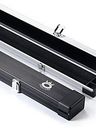 Signal Cue Case Billard Bleu Boîtier Inclus Taille Compacte Alliage d'Aluminium