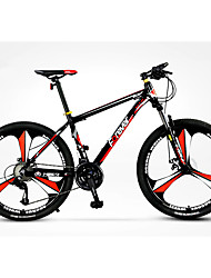 Mountain Bike Cycling 27 Speed 26 Inch/700CC MICROSHIFT  TS38 Oil Disc Brake Suspension Fork Aluminium Alloy Frame Hard-tail Frame