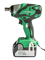 Hitachi 18V Electric Wrench Lithium Rechargeable Impact Wrench WR18DSDL (2LL)