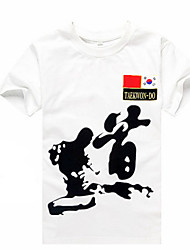 Summer Taekwondo T-shirt  Man And Women