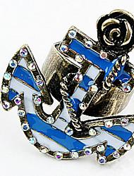 Anel cuff Anel Anéis Grossos GemaBásico Original Com Logotipo Amizade Jóias inicial Vitoriano Bijuterias Destaque Africa Durável Estilo