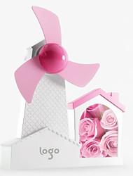 Le moulin à vent usb mini cartoon petit ventilateur électrique portable détachable