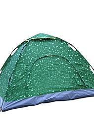 3-4 Pessoas Tenda Único Um Quarto Barraca de acampamentoCampismo Viajar-