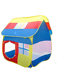 Children's Playhouse Toy Tent Indoor & Outdoor Fun & Sports Kid's Big Play House Blue