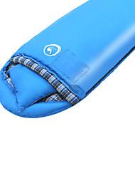 Schlafsack Rechteckiger Schlafsack Einzelbett(150 x 200 cm) -5 -15 T/C Baumwolle 220X75 Camping Feuchtigkeitsundurchlässig warm halten
