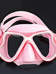Masques de plongée Protectif Plongée & Masque et tuba Matériaux Mixes Eco PC Rose