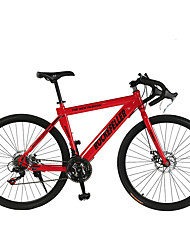 Mountain Muscle Bike Bike Cycling 21 Speed 26 Inch/700CC SHIMANO TX30 Double Disc Brake Ordinary Steel Frame Ordinary/Standard Steel