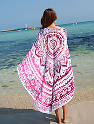 Beach TowelReactive Print High Quality 100% Polyester Towel