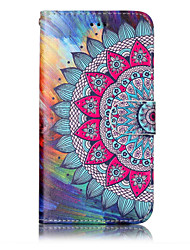 For Huawei P10 Lite P8 Lite (2017) PU Leather Material Half Flower Pattern Relief Phone Case P10 Plus P10 P9 Lite P8 Lite