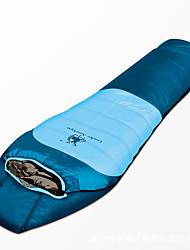 Sleeping Bag Mummy Bag Single -5 Duck DownX85 Camping Traveling Outdoor Indoor Keep Warm Waterproof Breathability