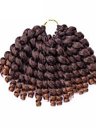 Crochet Tresses Twist Extensions de cheveux Cheveux Tressée