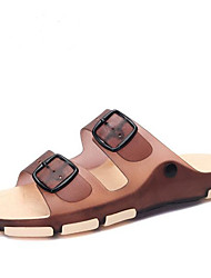 Men's Sandals Summer Light Soles Silicone Outdoor