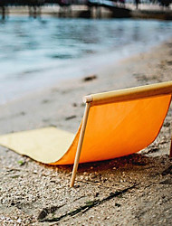Camping Pad Chair Moistureproof/Moisture Permeability Waterproof Beach Camping Indoor Traveling Outdoor Autumn Spring Summer Canvas