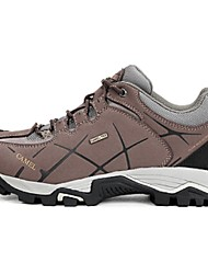 Camel Men's Outdoo Athletic Hiking Anti-Skidding Lace-up  Comfort Shoes Color Coffee