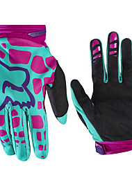 FOX Female cross country gloves riding gloves outdoor full refers to sports gloves