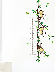 Height Stickers Home Art Decor Decal Love Kids Bedroom Home Decoration
