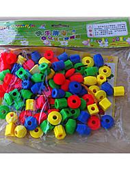 Brinquedo Educativo para presente Blocos de Construir Jogos & Quebra-Cabeças Brinquedos Metal 5 a 7 Anos Brinquedos