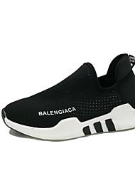 Femme-Extérieure Sport--Talon Plat-Confort-Chaussures d'Athlétisme-Tissu