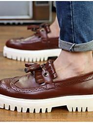 Herren-Sneakers Frühjahr Komfort Mikrofaser lässig