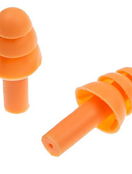 Skadden Earplugs Christmas Tree Silicone Labor Insurance Supplies Sound Insulation Noise Reduction (Without Thread)