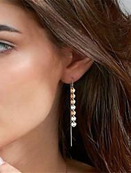 Earrings Set Dangle Earrings Jewelry Tassel Tassels Euramerican Fashion Personalized Copper Line Silver Gold Jewelry ForParty Special
