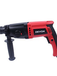 Devon Devon 20 Mm Light Electric Hammer 620 W Home Electric Tools Light Fuselage 1102 / 1
