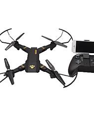 Drohne 4 Kan?le 6 Achsen 2.4G Mit Kamera Ferngesteuerter Quadrocopter Ein Schlüssel Für Die Rückkehr Kopfloser Modus 360-Grad-Flip Flug