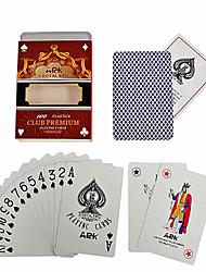 Poker Novelty & Gag Toys Square Plastic