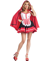 Cosplay Costumes Maid Costumes Cosplay Festival/Holiday Halloween Costumes Dress Halloween Carnival Female