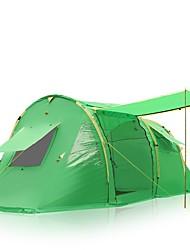 5-8 Pessoas Duplo Um Quarto com Vestíbulo Barraca de acampamentoCampismo Viajar