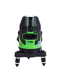 Laisai® 5 Line 635nm Infrared Green Laser Marking Instrument Leveling Line Laser