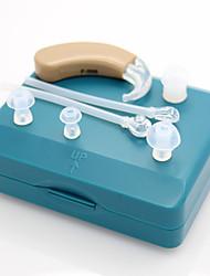 축삭 F-998 고품질의 충전식 보청기의 audiphone 사운드 앰프 조절 톤 우리에게 어댑터