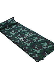 Inflated Mat Portable Camping Traveling Oxford