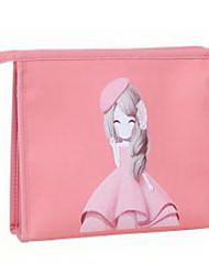 Cosmetic Bag Others Quadrate PU