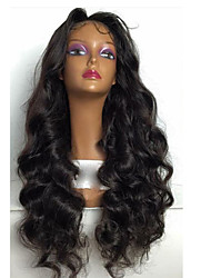 Top Quality 100% Brazilian Virgin Hair Wig Body Wave Human Hair Wigs Glueless Lace Front Wigs For Woman With Baby Hair